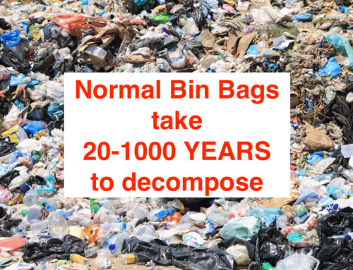 Why use a Degradable Bin Bag?